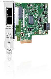 HPE HPE Ethernet 1Gb 2-port 361T Adapter 652497-B21