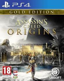 Assassins Creed Origins Złota Edycja PS4