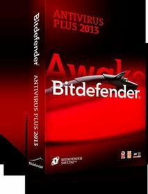 BitDefender Antivirus Plus 2013 (1 stan. / 1 rok) - Nowa licencja