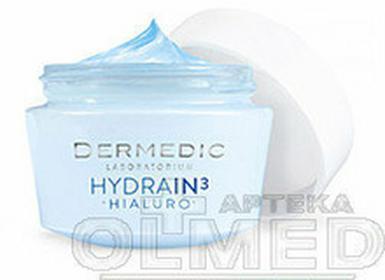 DermedicHYDRAIN 3 Hialuro Krem żel ultranawilżający 50ml