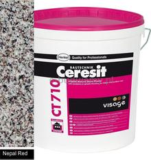 Ceresit CT 710 VISAGE 20kg Tynk ozdobny Kamień Naturalny - efekt granitu - Nepa