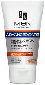 AA Advanced Care Peeling Do Mycia Twarzy Oczyszczający 150ml
