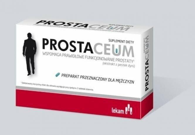 Lekam Prostaceum 60 szt.