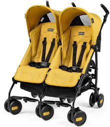 Peg Perego Pliko Mini Twin Mod Yellow
