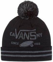 Vans czapka zimowa męska FULL PATCH POM Black