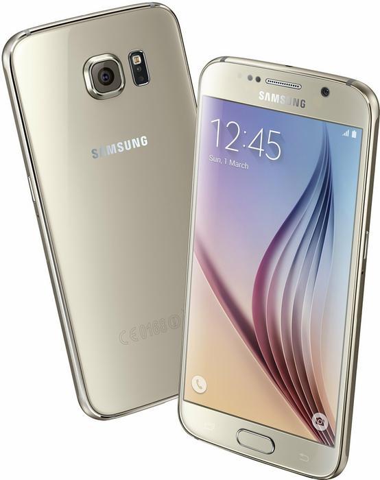 Samsung Galaxy S6 G920 32GB Złoty