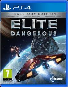 Elite Dangerous: Legendary Edition PS4