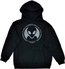 Alien Workshop bluza - Defenders Youth Plvr Black (CERNA) rozmiar: M