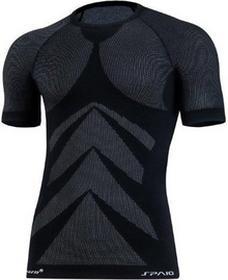 SPAIO koszulka termoaktywna Relieve Black/Grey - t-shirt