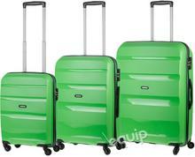 American Tourister zestaw walizek Bon Air - zielony