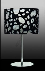Mantra Lampa stołowa MOON Biały BLACK 1356