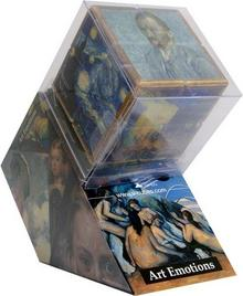 Verdes Kostka V-Cube Van Gogh (2x2x2) standard