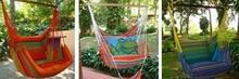 Fotele hamakowe KOALA Kolekcja tęczowa Koala Fotel hamakowy dwuosobowy HCXL