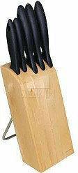 Fiskars KitchenSmart Zestaw noży kuchennych w bloku (5 elementów) 1004931