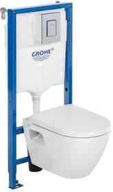 Grohe Zestaw podtynkowy WC Serel