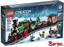 LEGO Świąteczny pociąg 10254