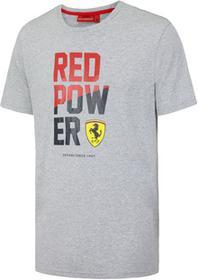 Ferrari F1 Koszulka Scuderia męska - Red Power