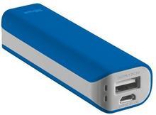 Trust UrbanRevolt Primo PowerBank 2200 Portable Charger - blue AZTRUUAP0000018