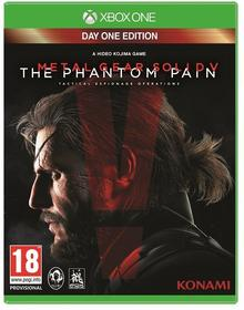 Metal Gear Solid V: The Phantom Pain - Day One Edition Xbox One