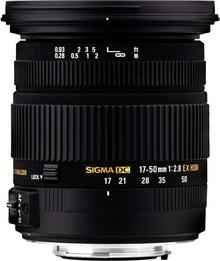 Sigma 17-50mm f/2.8 EX DC OS HSM Nikon