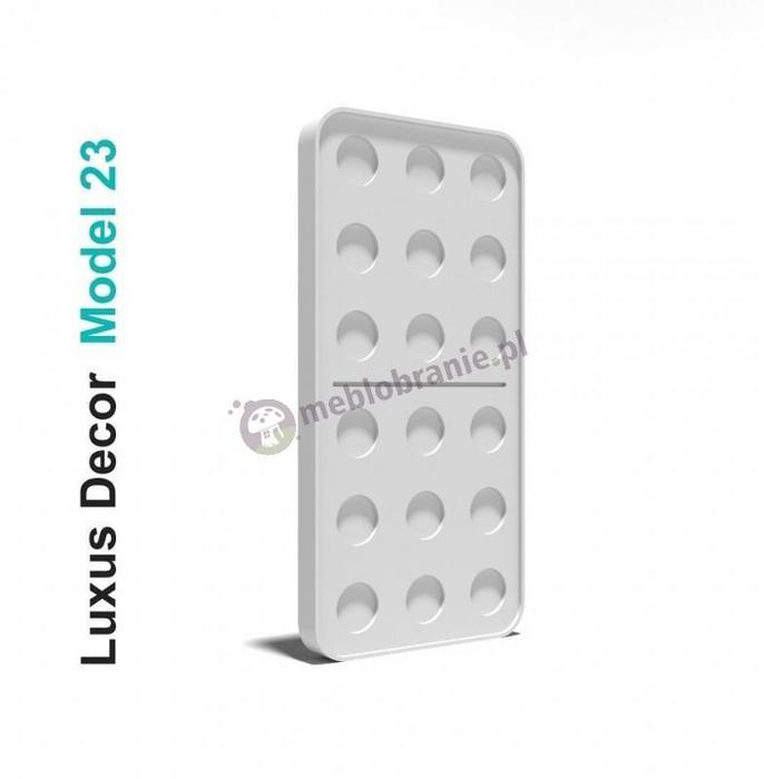 Luxus Decor Panele Gipsowe 3d Model 23 Ceny I Opinie Na Skapiec Pl