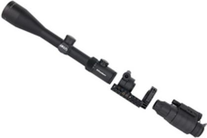 Pulsar Wysokiej Jakości 1-Okularowy Noktowizor (1x20) Challenger z Adapterem/Mon