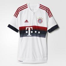 adidas koszulka piłkarska Bayern Monachium M AH4790 Biały