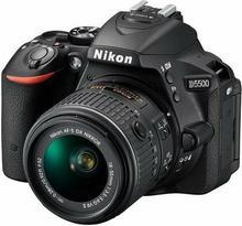 Nikon D5500 + 18-55 VR II