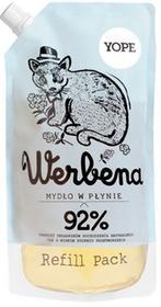 Yope Uzupełniacz mydło naturalne w płynie yope werbena 500 ml (refill) YOPEWERBENADOY