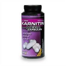 Vitalmax Karnitin L-1000 Mega Capsules 120 kap.