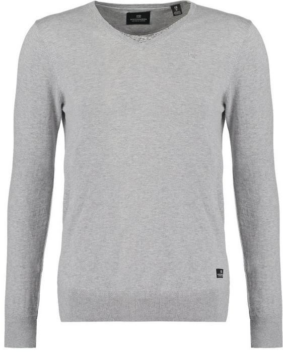 Scotch & Soda Sweter szary 124894 (99019960098)