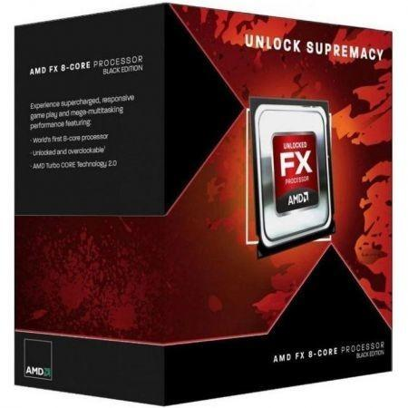 AMD X8 FX-8300
