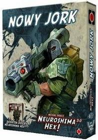 Portal Neuroshima HEX: Nowy Jork edycja 3.0