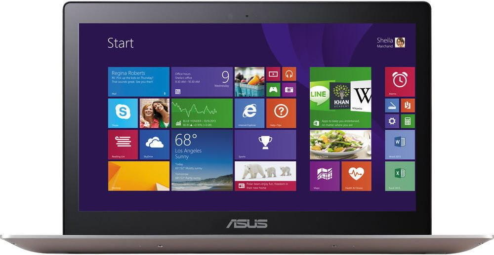 "Asus Zenbook UX303UB-R4048T 13,3"", Core i5 2,3GHz, 4GB RAM, 1000GB HDD (UX303UB-R4048T)"