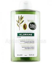 Pierre-Fabre DERMO-COSMETIQUE POLSKA SP Z O.O KLORANE Szampon na bazie wyciągu z drzewa oliwnego 400 ml 7068163