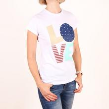 Femi Pleasure T-shirt Stella - Bright White