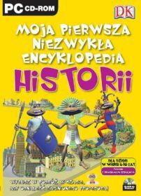 Dorling Kinderslay Moja Pierwsza Niezwykła Encyklopedia Historii