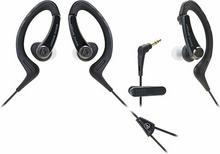Audio-Technica ATH-SPORT1BK czarne