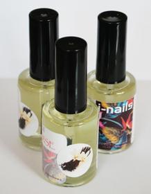 I-nailsspecial PARADISE Oliwka zapachowa 15ml z pędzelkiem (9) wanilia