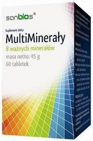 Sanbios Multiminerały 60 szt.
