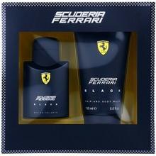 Ferrari Scuderia Ferrari Black woda toaletowa 75 ml + żel pod prysznic 150 ml
