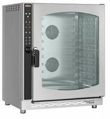 RedFox Piec konwekcyjno-parowy PROGRAMOWALNY KPD, 10 x GN 1/1 - 12,6 kW KPD - 10