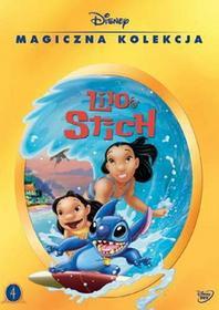 CD Projekt Lilo i Stich DVD Dubbing