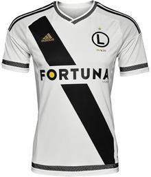 adidas RLEG08: Legia WarSzawa - T-shirt
