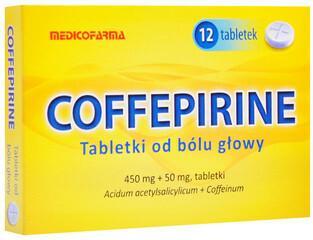 MARCMED COFFEPIRINE 12 tabl.