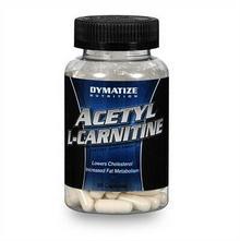 Dymatize Acetyl L-carnitine 90kap