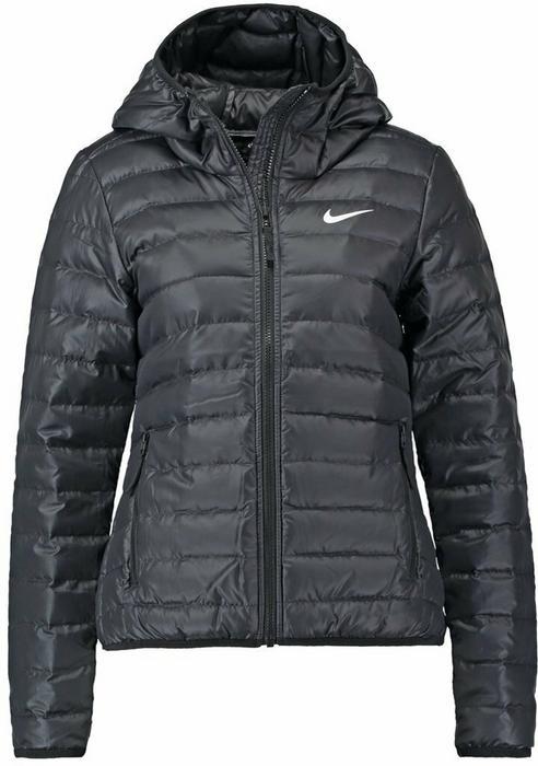 e042a19a07 Nike Sportswear VICTORY Kurtka puchowa czarny blanc 683861 – ceny ...