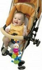 Ks KidsZawieszka do wózka Gąsiennica