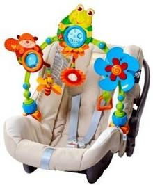 Tiny Love Łuk z zabawkami LEŚNI PRZYJACIELE TL1403305830R do fotelika/do wózka 32782