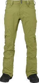 Burton spodnie snowboardowe męskie TWC GREENLIGHT PT ALGAE